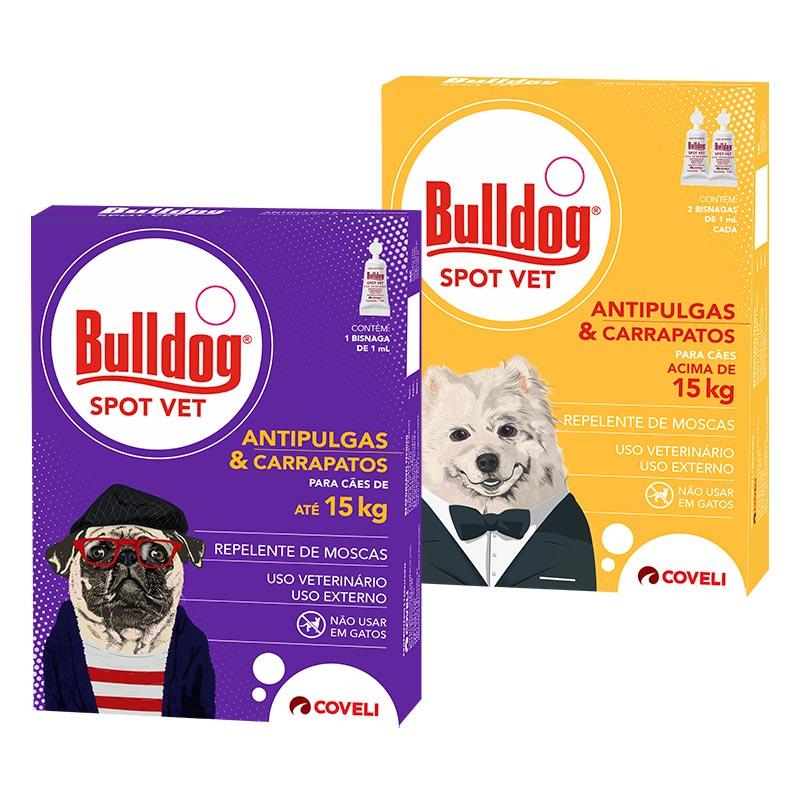 Bulldog SpotVet