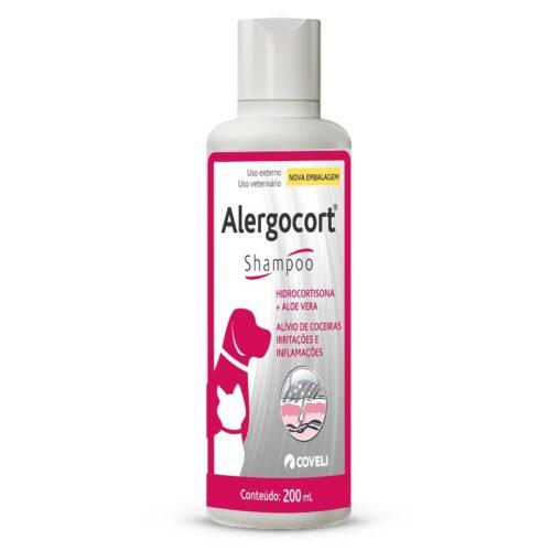 Alergocort Shampoo