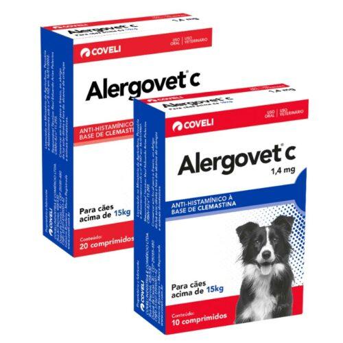 Alergovet c 1,4 mg