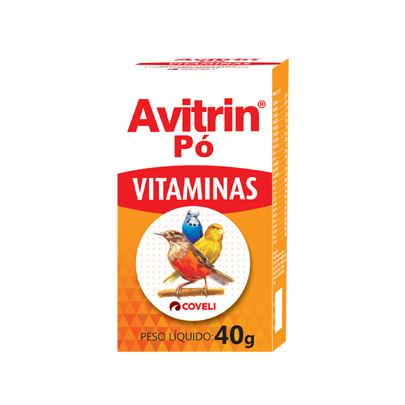 Avitrin Pó Vitaminas