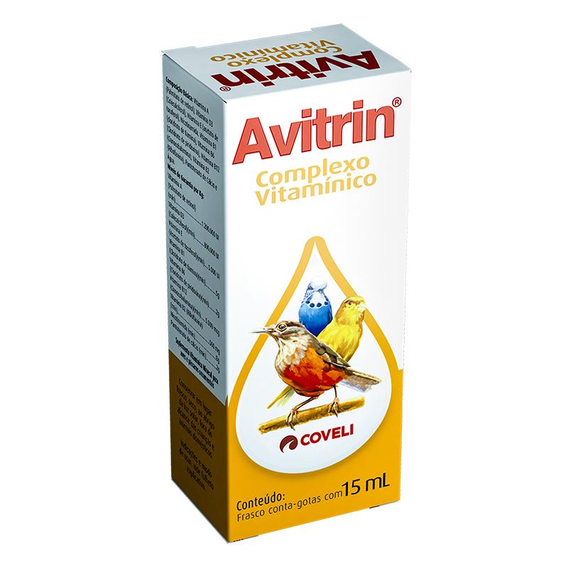 Avitrin Complexo Vitamínico