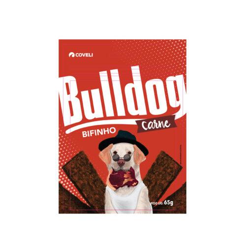 Bulldog Bifinho Carne