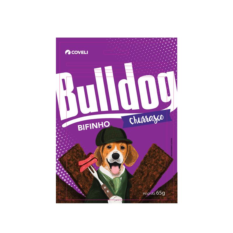 Bulldog Bifinho Churrasco