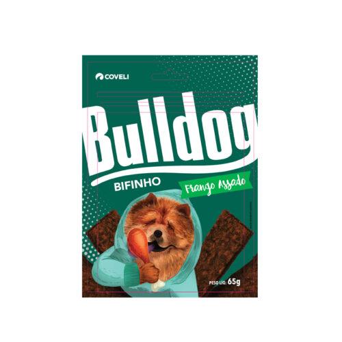 Bulldog Bifinho Frango Assado