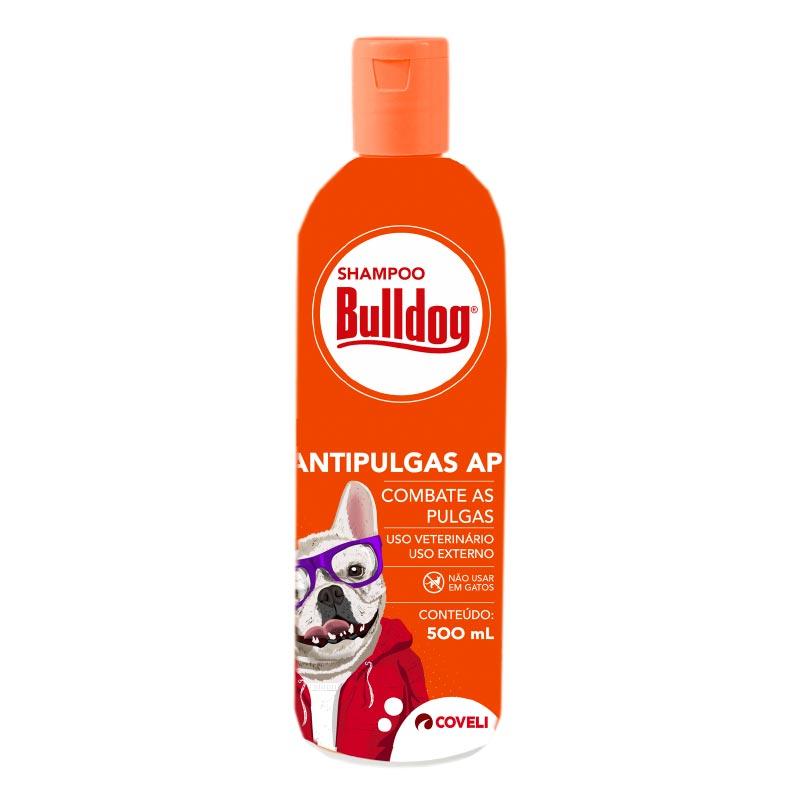 Shampoo Bulldog Antipulgas AP