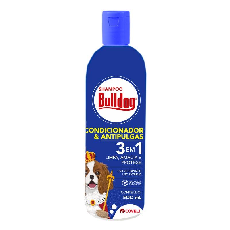 Shampoo Bulldog Antipulgas Condicionador