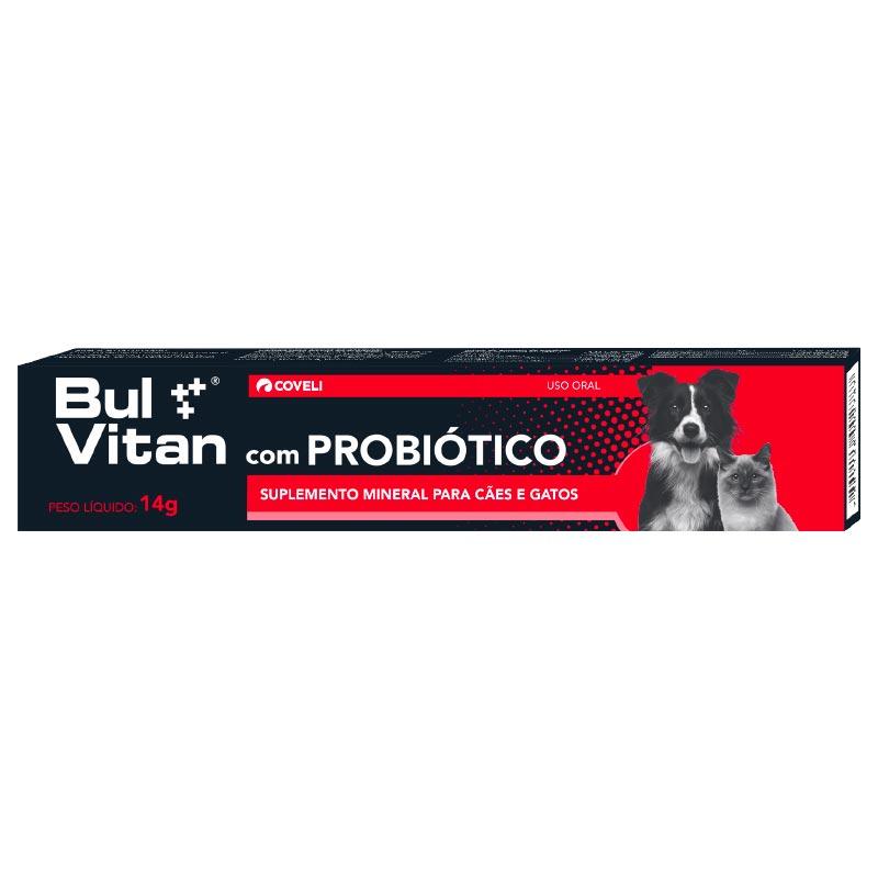 Bulvitan Probiótico