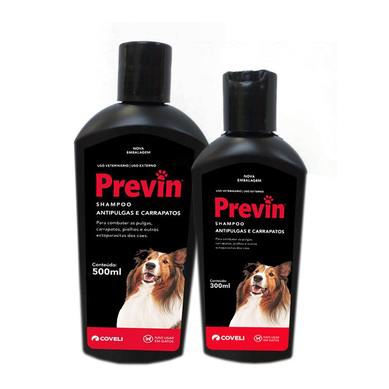Previn Shampoo