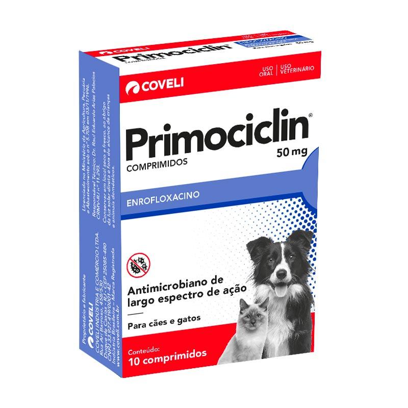 Primociclin 50mg